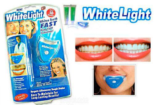 Cистема отбеливания зубов White light