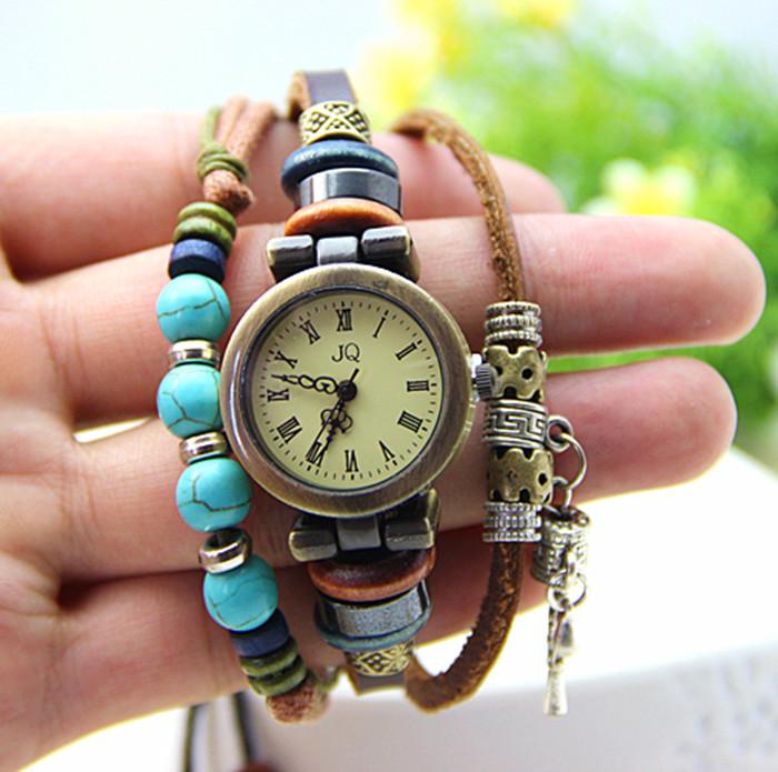 Часы с браслетом Шамбала